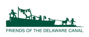 friends of the delaware canal logo